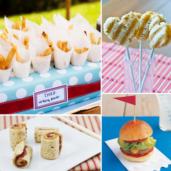 Wedding Food For Kids