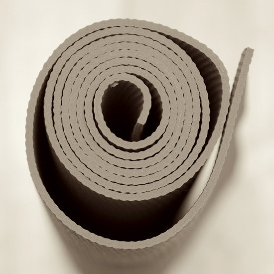how to clean your yoga mat naturally