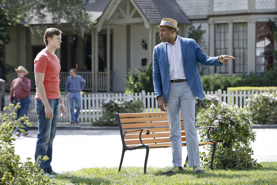 Cress Williams as Lavon on Hart of Dixie. Photo courtesy of The CW