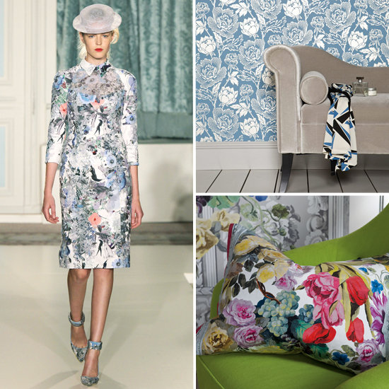 Floral Decor For Spring 2012