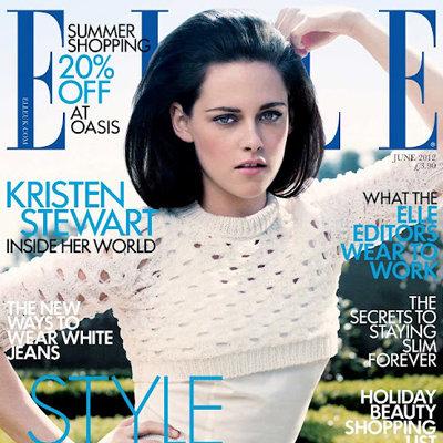 How To Get Kristen Stewart's ELLE UK June Cover Avon Makeup