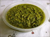 Greek Basil &amp; Mint Pesto