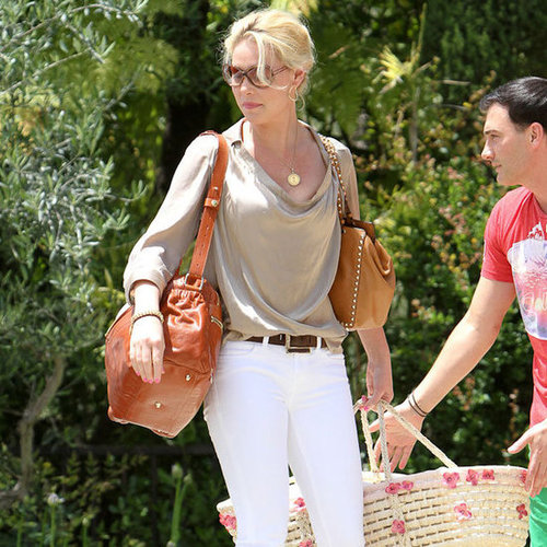 Katherine Heigl Pictures With New Daughter