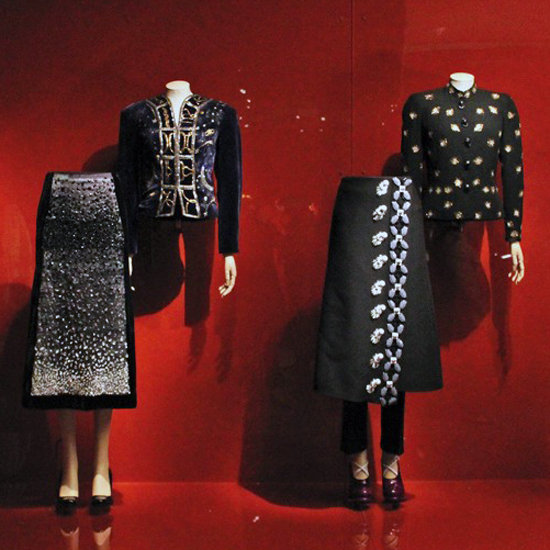 Inside the Costume Institute's Schiaparelli and Prada Exhibit
