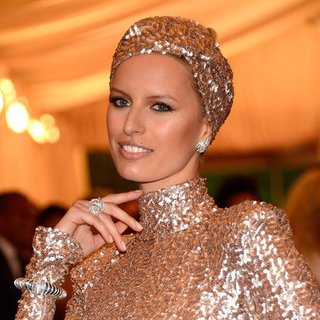 Nails at the 2012 Met Costume Institute Gala