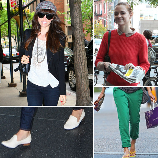 4 Celebs Show How to Make Preppy Pieces Cool