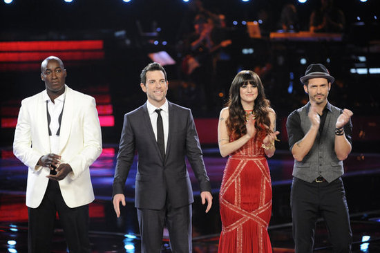 Who will win The Voice?