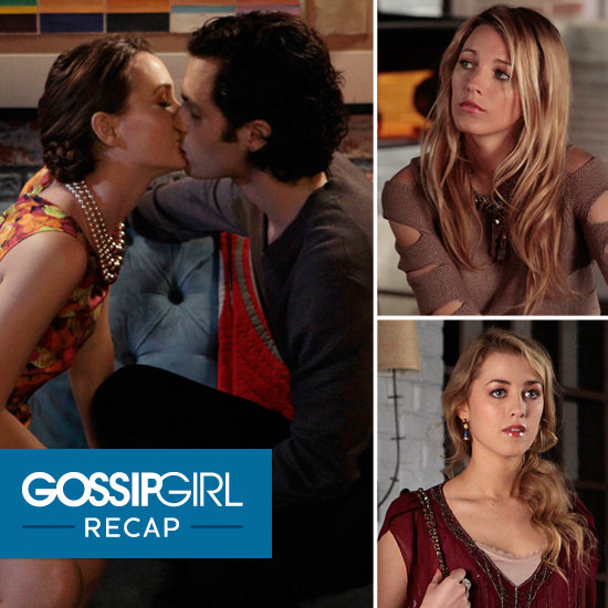 "Top OMG Moments From Gossip Girl ""The Fugitives"""