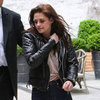 Kristen Stewart Pictures Before Met Gala in NYC