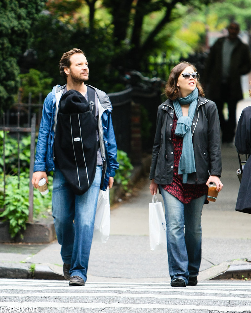 Maggie Gyllenhaal and Peter Sarsgaard Show Baby Gloria Their Brooklyn Hood