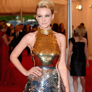 Carey Mulligan Met Gala Red Carpet Pictures