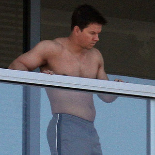 Mark Wahlberg Wearing Underwear Pictures