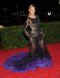 Beyoncé in Givenchy.