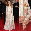 Sarah Jessica Parker at Met Gala 2012