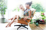 At Home With Constance Zimmer and Daughter Coco