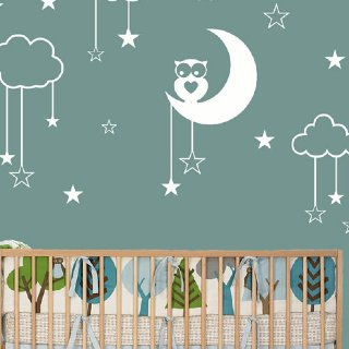 Moon and Stars Clothes For Kids