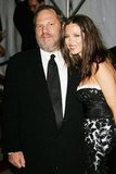 Harvey Weinstein and Georgina Chapman in 2006
