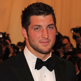 Tim Tebow at Met Gala 2012
