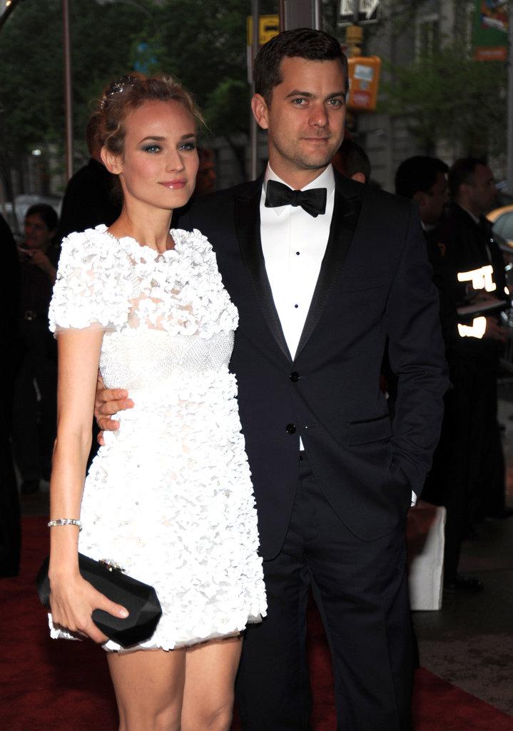 Diane Kruger and Joshua Jackson in 2009