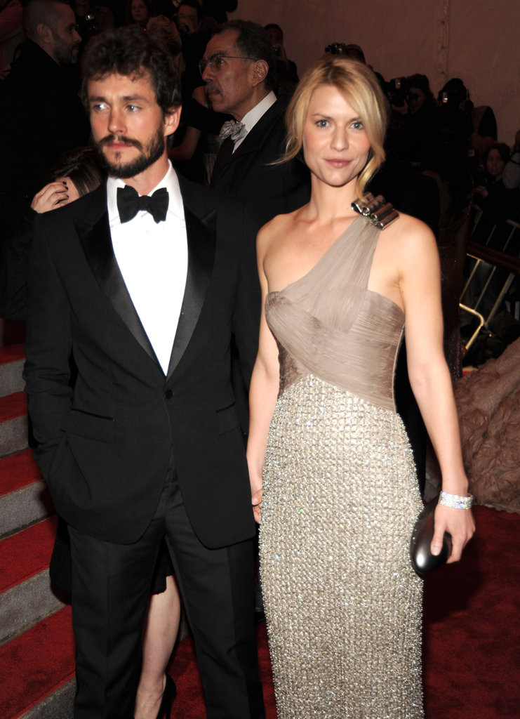 Hugh Dancy and Claire Danes in 2009