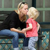 Naomi Watts and Liev Schreiber Pictures With Sons Sasha and Sammy in NYC