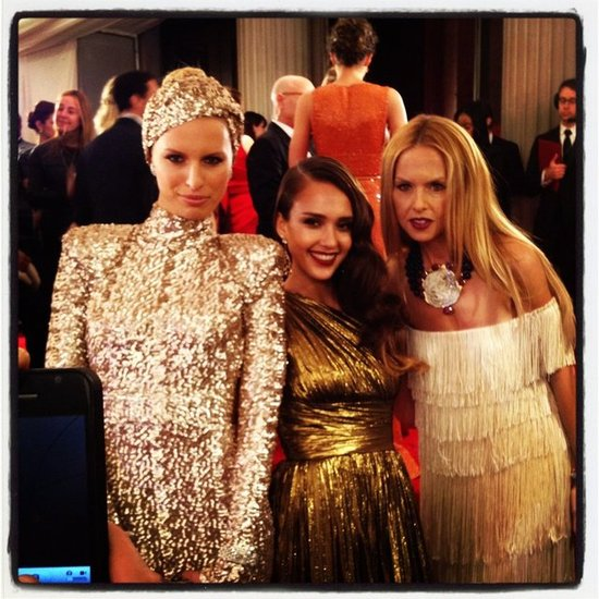 InstaGlam: Our Favorite Snaps From the Met Gala Red Carpet