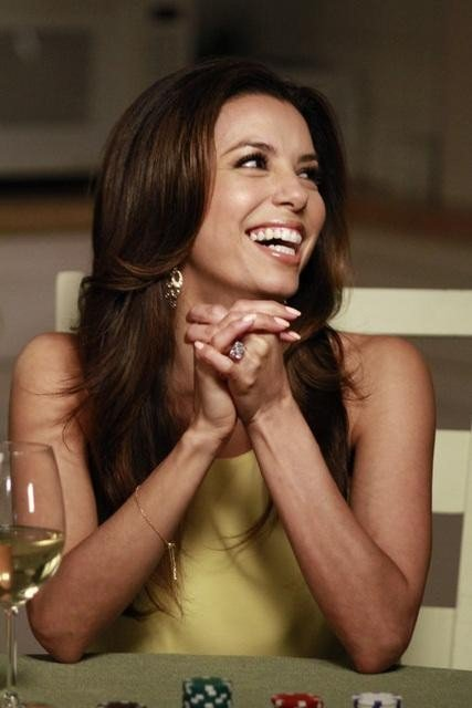 Eva Longoria as Gaby on Desperate Housewives. Photo courtesy of ABC