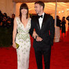 Jessica Biel and Justin Timberlake at Met Ball 2012 (Video)