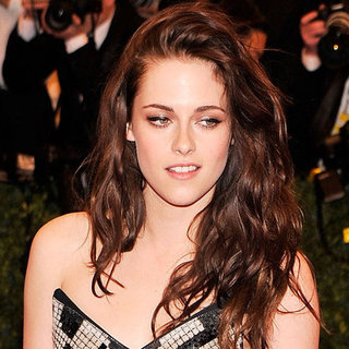 Kristen Stewart at Met Gala in Balenciaga (Video)