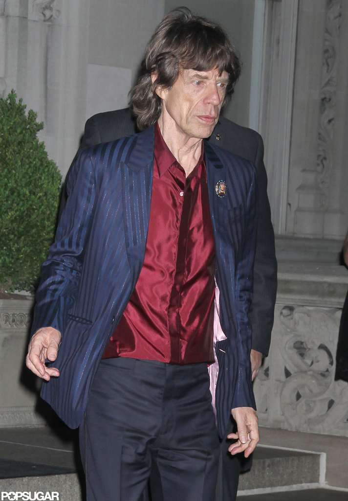 Mick Jagger Photos