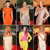 Celebrity Interviews at Met Gala 2012