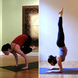 Which challenging arm balance would you rather practice?