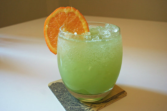 Green Melon Mocktail