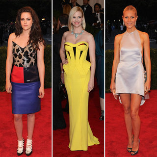 2012 Met Gala Celebrity Red Carpet Pictures