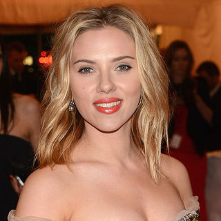 Scarlett Johansson's Beauty Look at the 2012 Met Costume Institute Gala