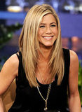 On Jennifer Aniston