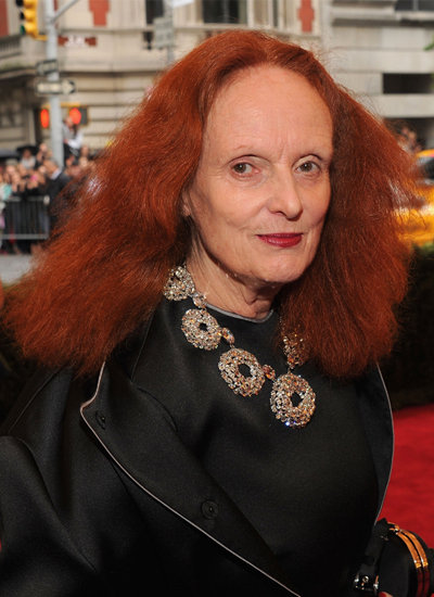 On Grace Coddington