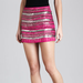Parker Tribal-Beaded Miniskirt ($264)