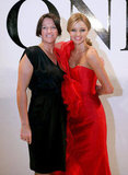Miranda Kerr walked the runway with her mom, Therese, at the David Jones Spring/Summer Collection Launch held in Sydney in August 2009.