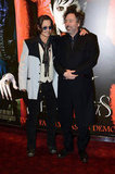 Johnny Depp and Tim Burton got together for a photo at the Empire Leicester Square.