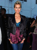 Niki Taylor welcomed her fourth child, little man Rex Harrison, in November last year.