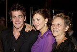 Jake and Maggie Gyllenhaal brought their mom, Naomi, to the September 2002 Moonlight Mile premiere in LA.