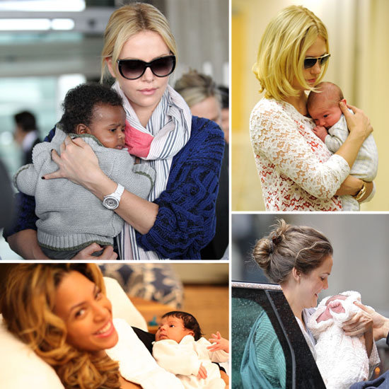 See All the New Celebrity Moms!