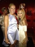 Rachel Zoe partied with Gwyneth Paltrow at the Met Gala.  Source: Twitter user RachelZoe