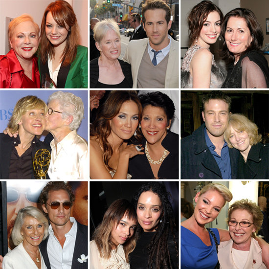 50 Stars Who Love Their Moms