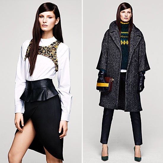 H&amp;M Fall Lookbook 2012