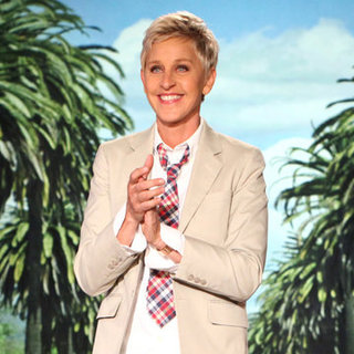 Ellen DeGeneres Reacts to Obama's Gay Marriage Support