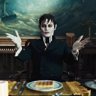 Dark Shadows Movie Review
