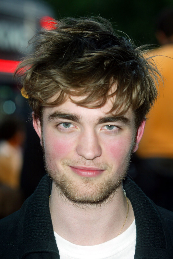 Robert Pattinson was too cute at the May 2005 London premiere of House of Wax.