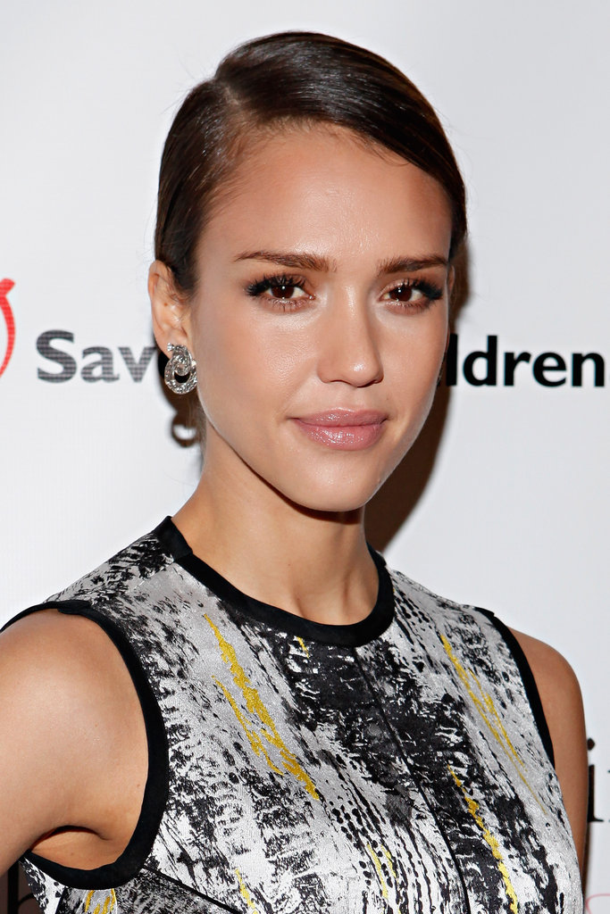 Jessica Alba Gets a Head Start on Mother's Day Celebrations in NYC